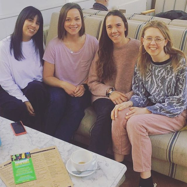 A fab meet up today with these lovely ladies. It is so great to catch up and talk with other Doula's.  Being a Doula is still not that common and we often work solo , therefore building a little Doula community is so important and something that I feel really passionate about.  I'm just at the beginning of my Doula journey, so connecting like this is super helpful and makes negotiating my way into the field so much better.