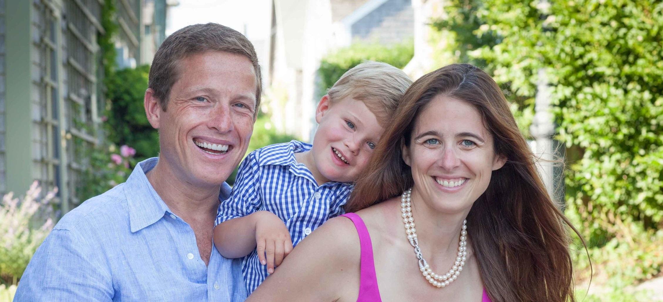 Family photo, summer 2017