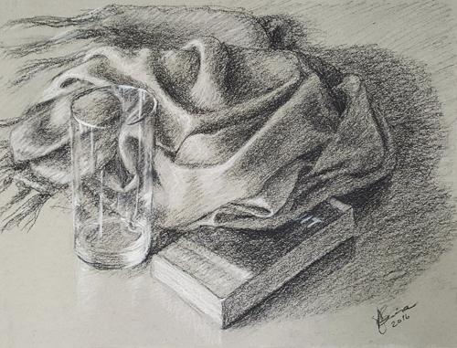 Still Life Drawings — Victoria Guerina Art