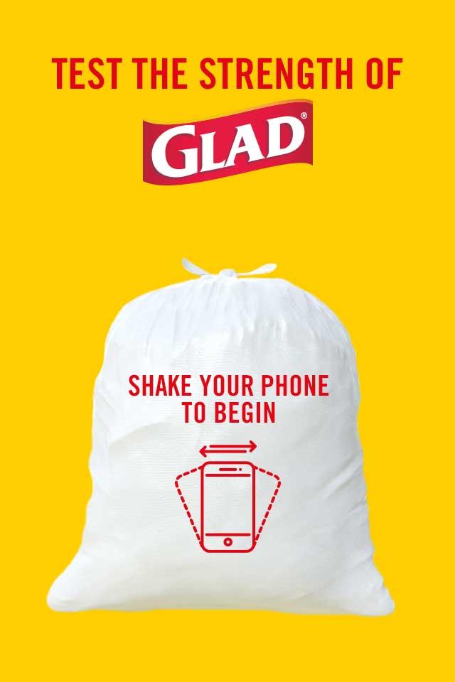 Glad -