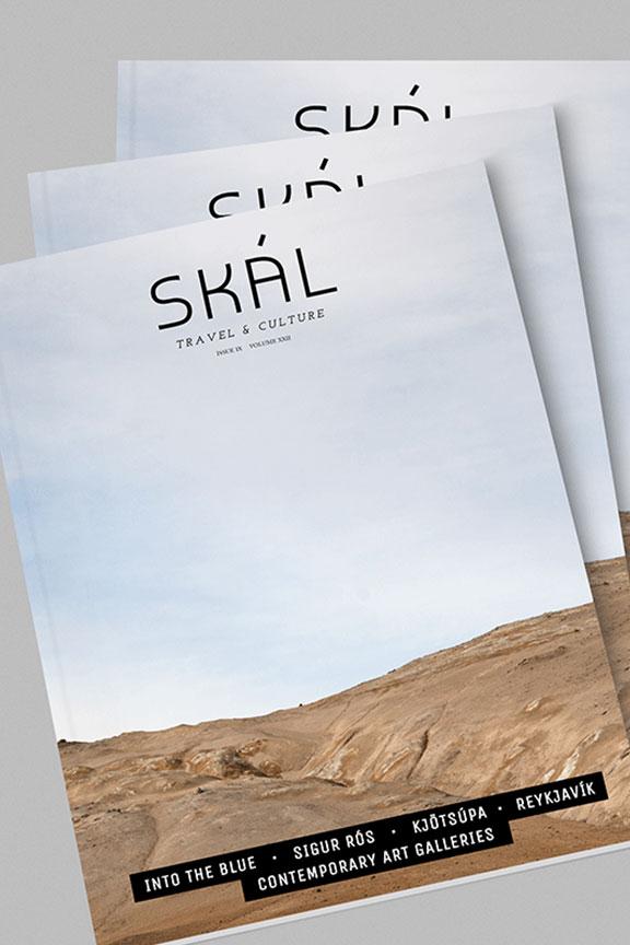 skál magazine -