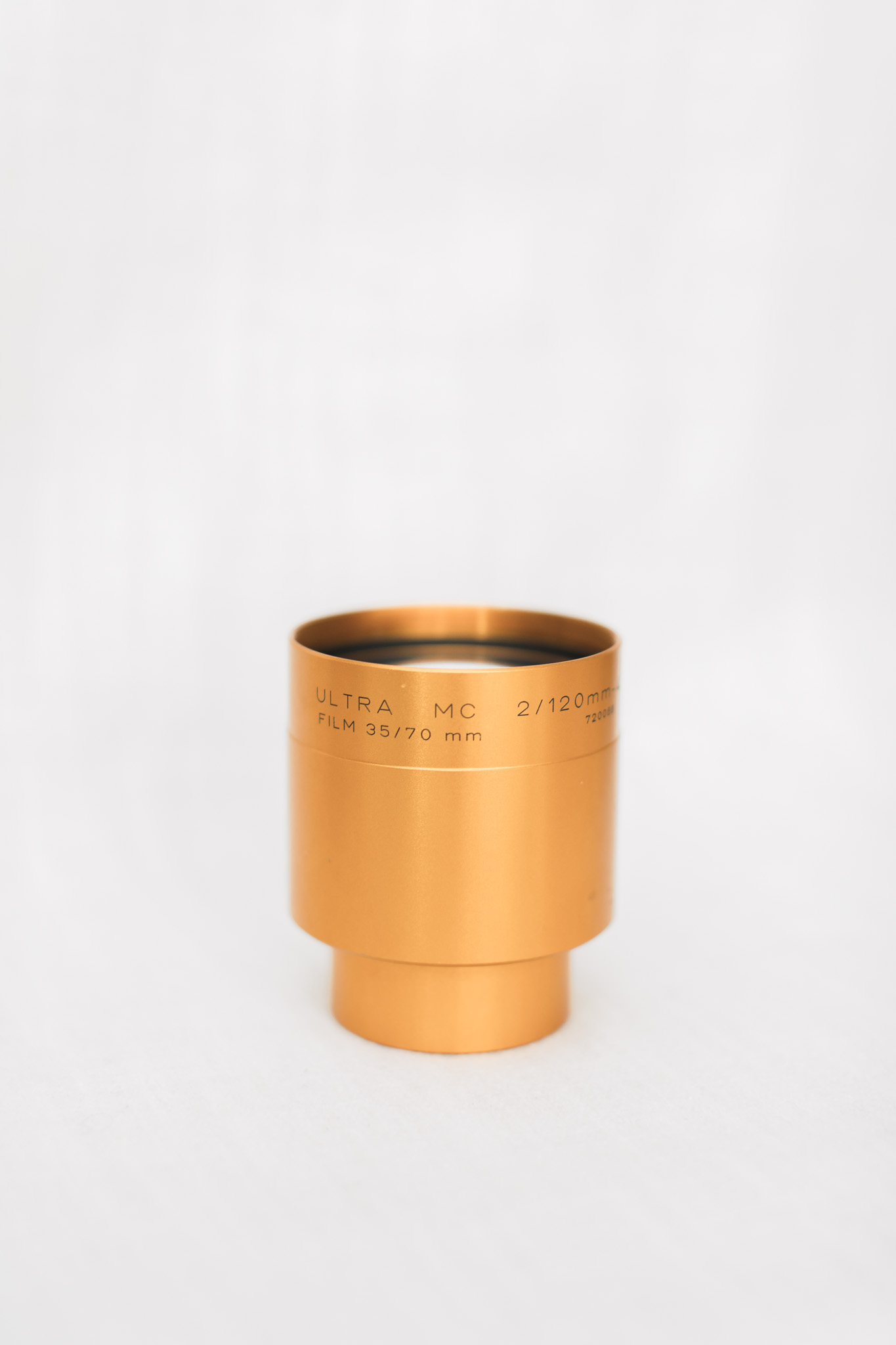 ISCO Ultra MC 120mm f/2 Lens