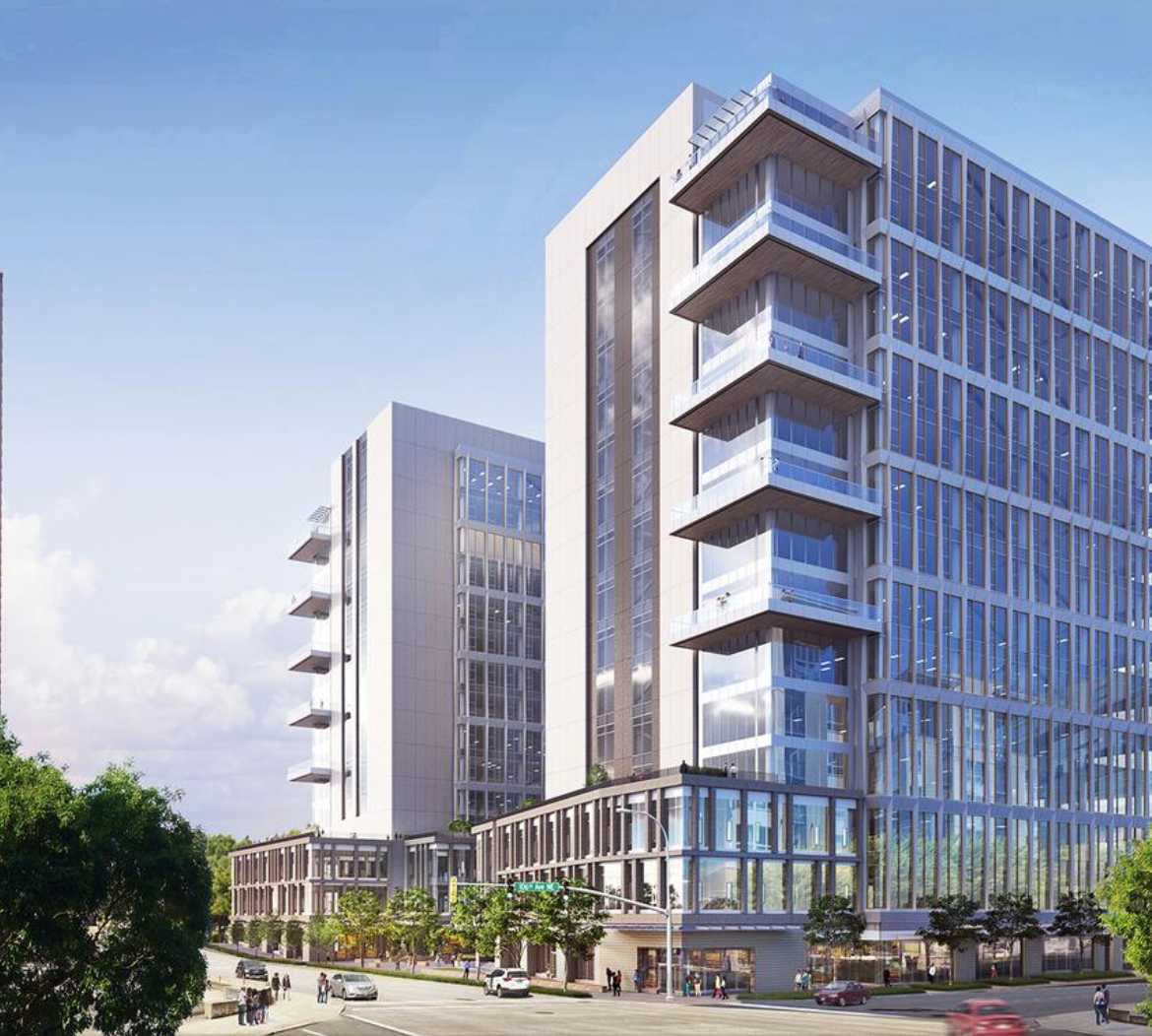 Amazon strikes again by leasing Binary towers, a 715,000 sq ft complex in downtown Bellevue which is scheduled for completion in 2022.