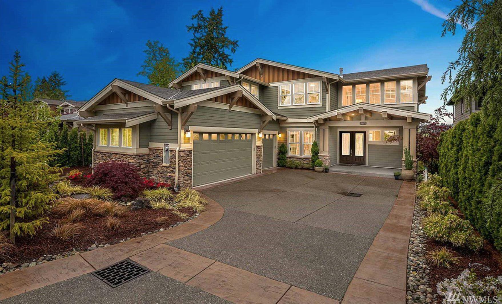 Gorgeous new mansion within idyllic Mondavio Estates by Redmond Ridge!