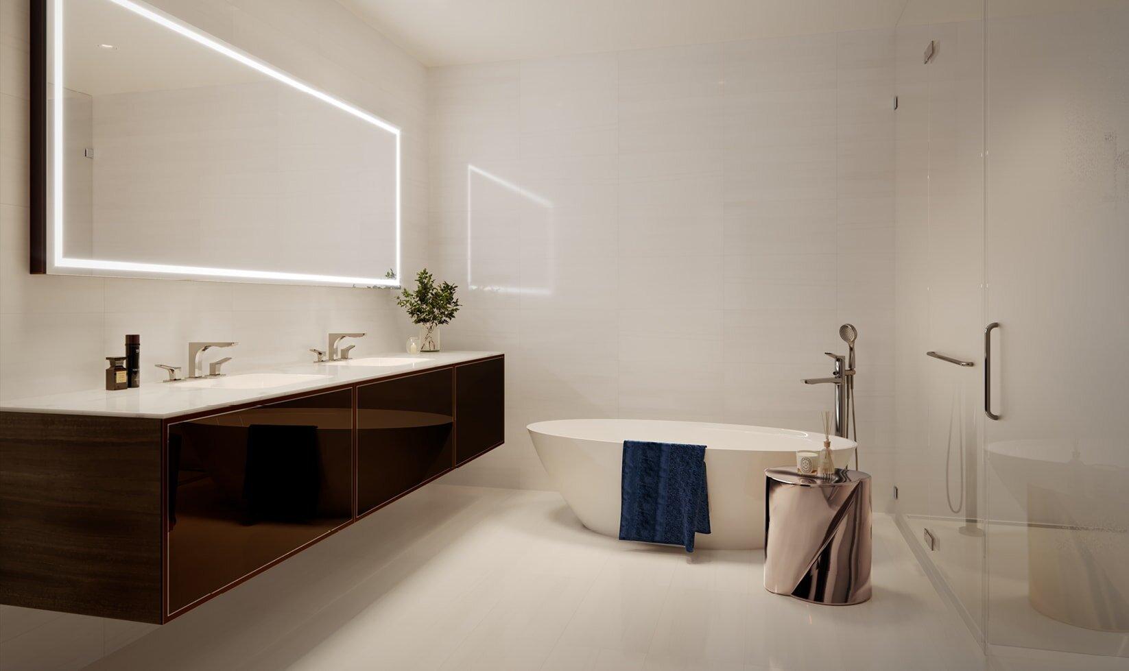 Estate Home Bathroom