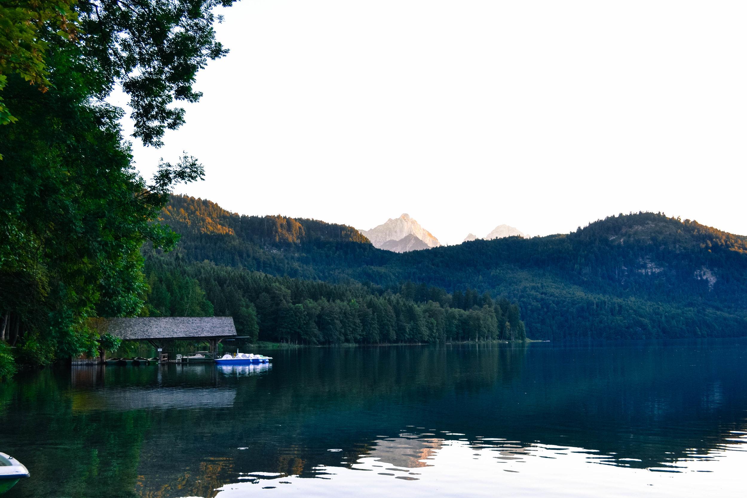 Swan Lake, Germany