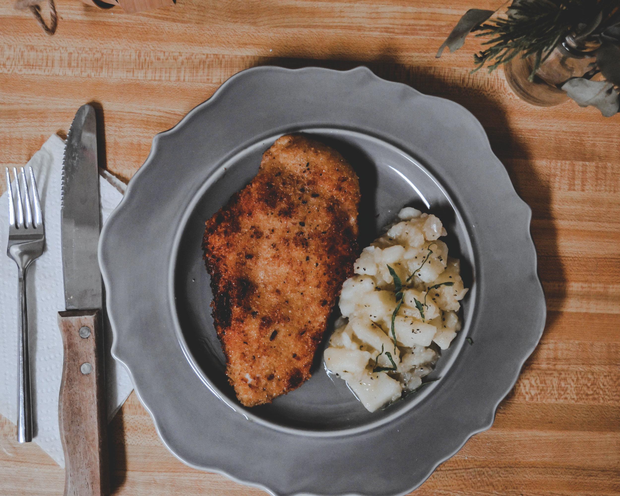 Austrian Schnitzel