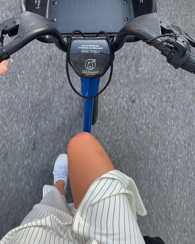 Kinda miss biking in the city...