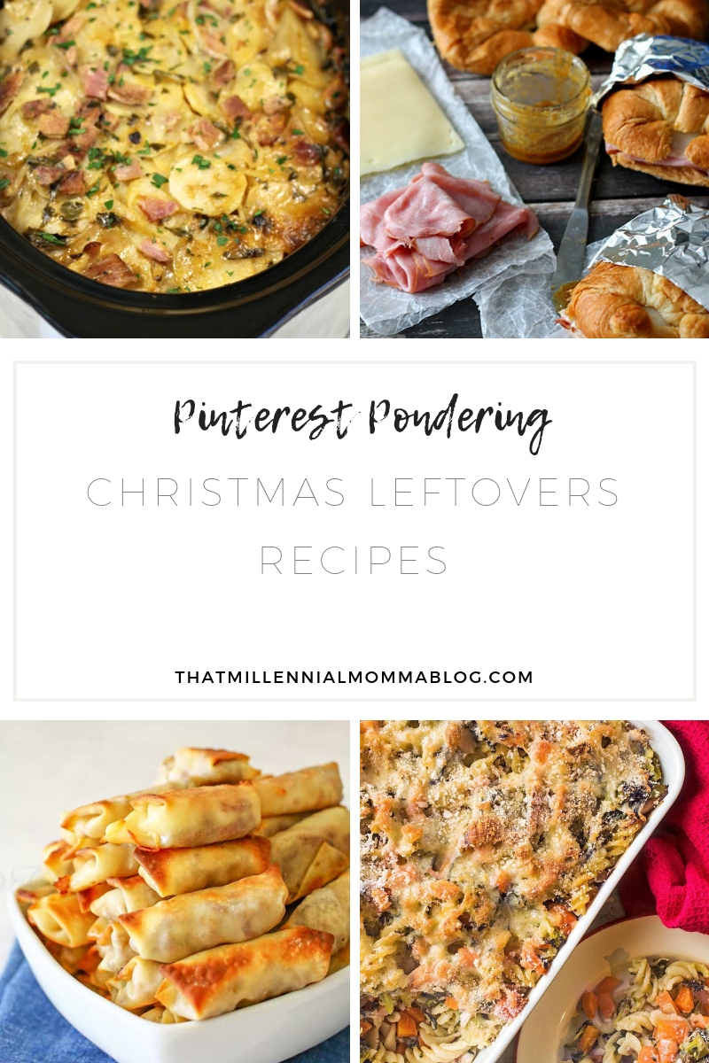 pinterest pondering - xmas leftover recipes.jpg