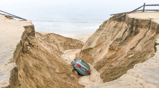 erosion -