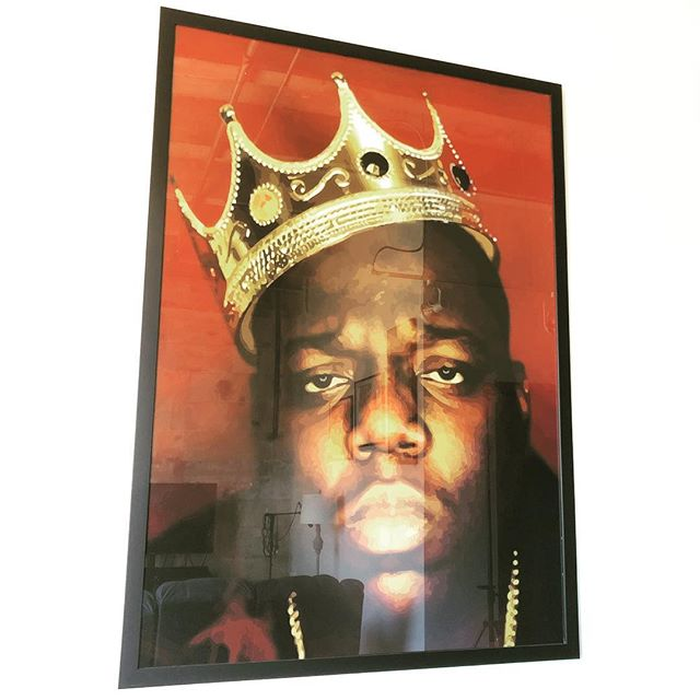 """Super Nintendo, Sega Genesis When I was dead broke, man, I couldn't picture this 50-inch screen, money-green leather sofa"" You dreamed big and you accomplished so much in such a short time. R.I.P to the greatest rapper alive! ———————————————- #christopherwallace #notoriousbig #biggie #kingofnewyork #brooklyn #built4anything #builtnation #newyork #rap #hiphop #dallastx #frankwhite #biggiesmalls #portrait #filmmaker #photography #youtuber #deepellum #built4anythingpodcast"