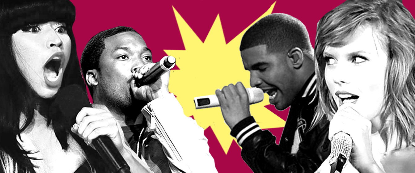 Where's the Beef? How Social Media Changed the Music Feud Game -
