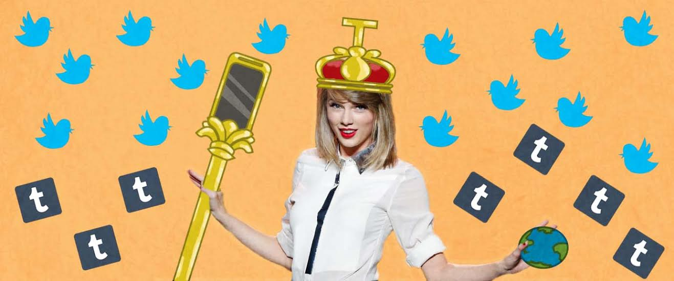 How Taylor Swift Used Social Media to Rule the World -