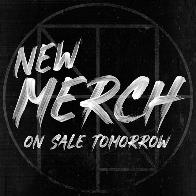 All NEW Merchandise on sale TOMORROW!... • Available ONLINE 2/18