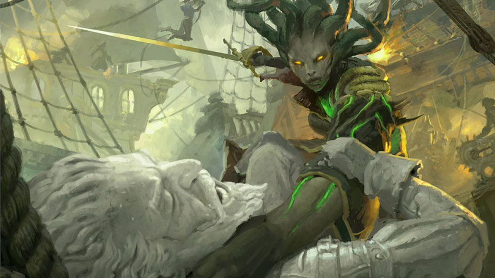 """PLANESWALKER WHO'S WHO: THESE AREN'T THE """"HEROES"""" OF MAGIC: THE GATHERING"""