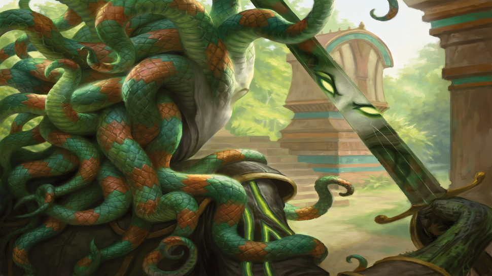A BRIEF VISIT TO SOME OF THE PLANES OF MAGIC: THE GATHERING (PART 1)