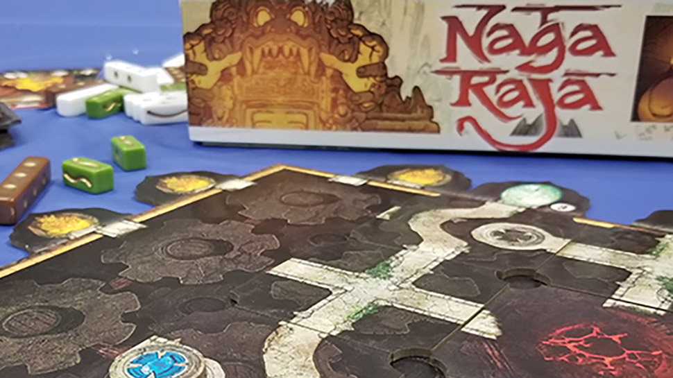 A FIRST LOOK AT NAGA RAJA: HANDS-ON IMPRESSIONS FROM GEN CON