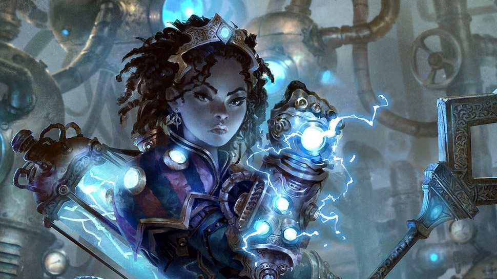 MAGIC: THE GATHERING'S GUILDS OF RAVNICA SET – WHAT MIGHT THE STORY HOLD?