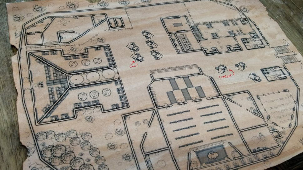 GMS: HOW TO USE DIGITALLY-CREATED DUNGEONFOG MAPS IN ENGAGING WAYS