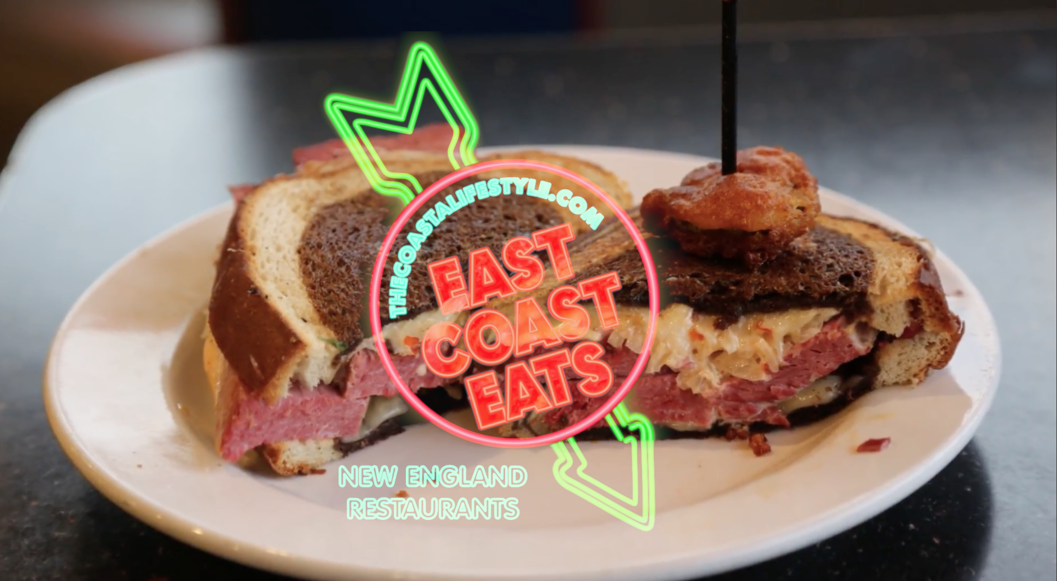 East coast eats - We travel all over the Northshore of Massachusetts & New Hampshire to find the best local restaurants and breweries that you can enjoy right in your own backyard!