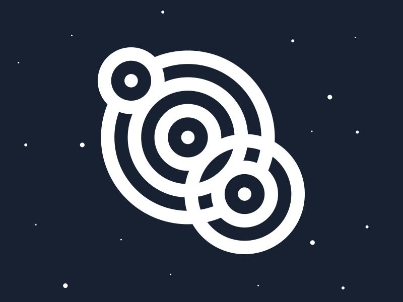 Orbit – Infographic postcards