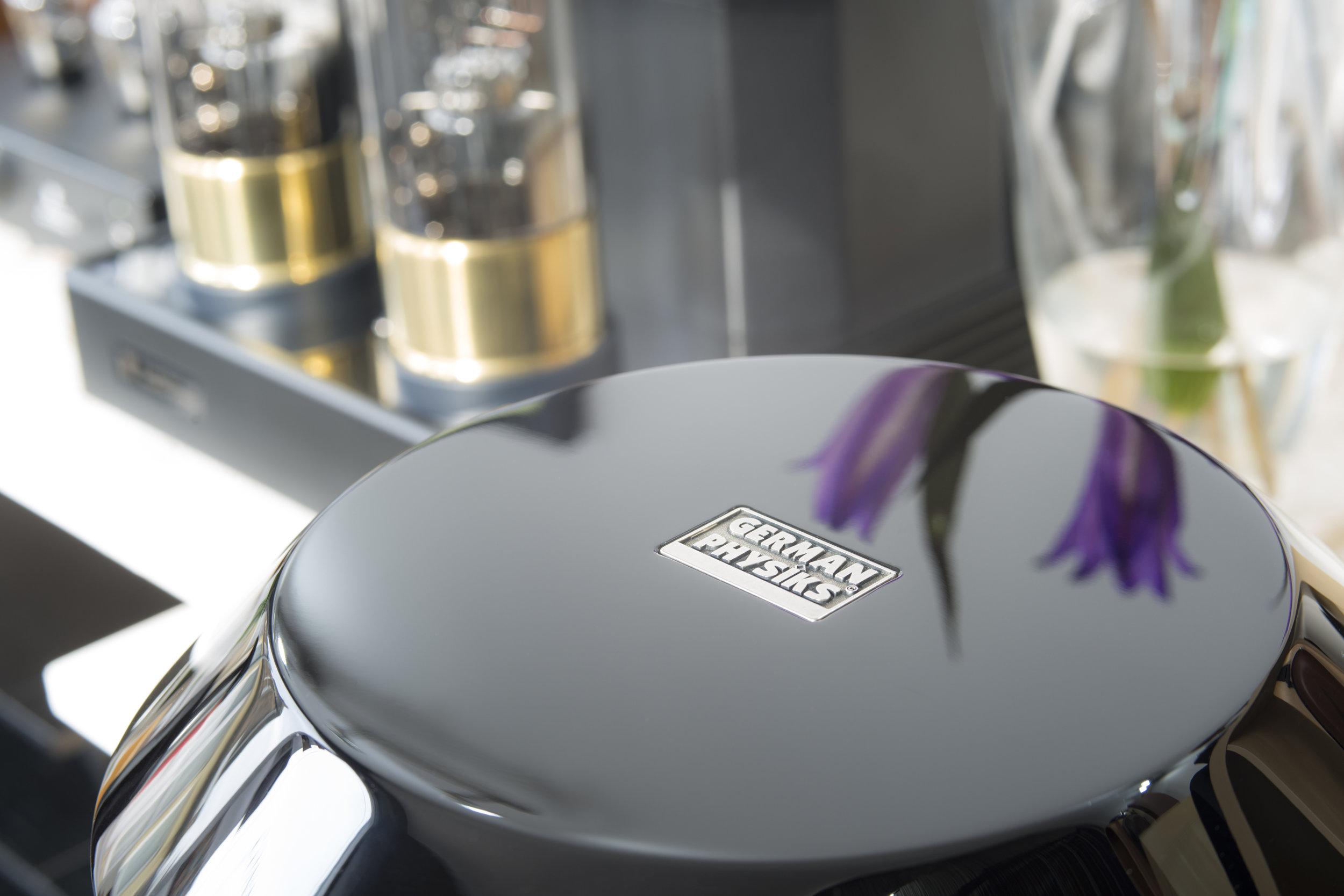 HRS-130 loudspeaker in black polyester  | Audio-philia, Edinburgh, Scotland