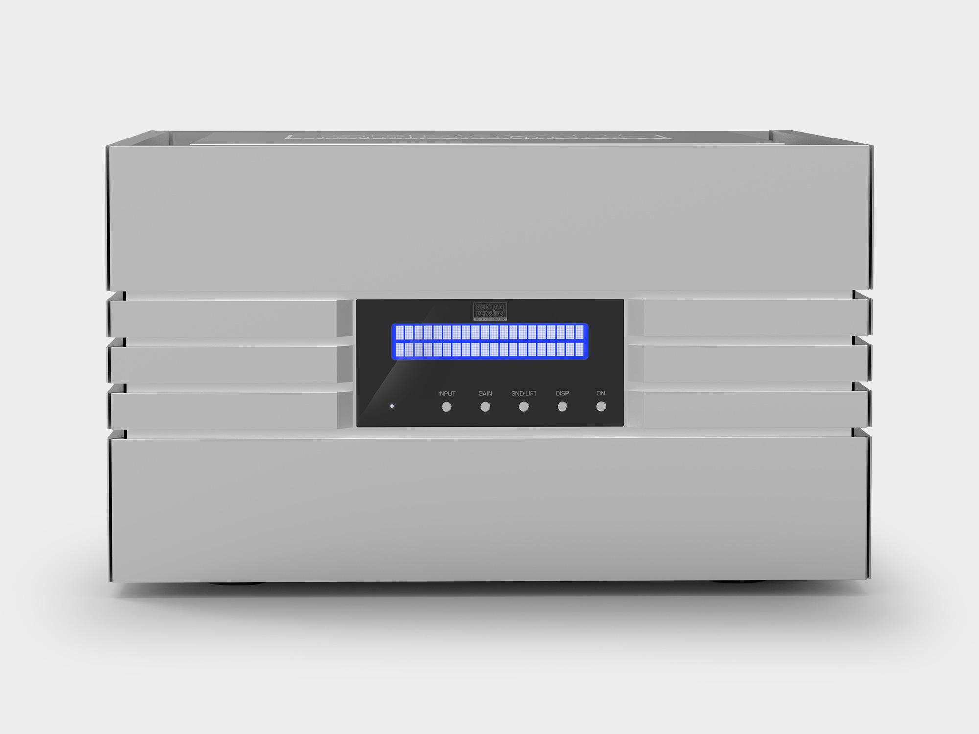 Monaural Power Amplifier