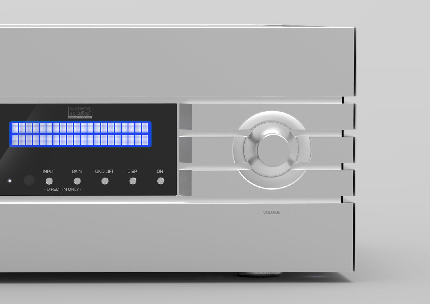Emperor Stereo Integrated Amplifier — German Physiks