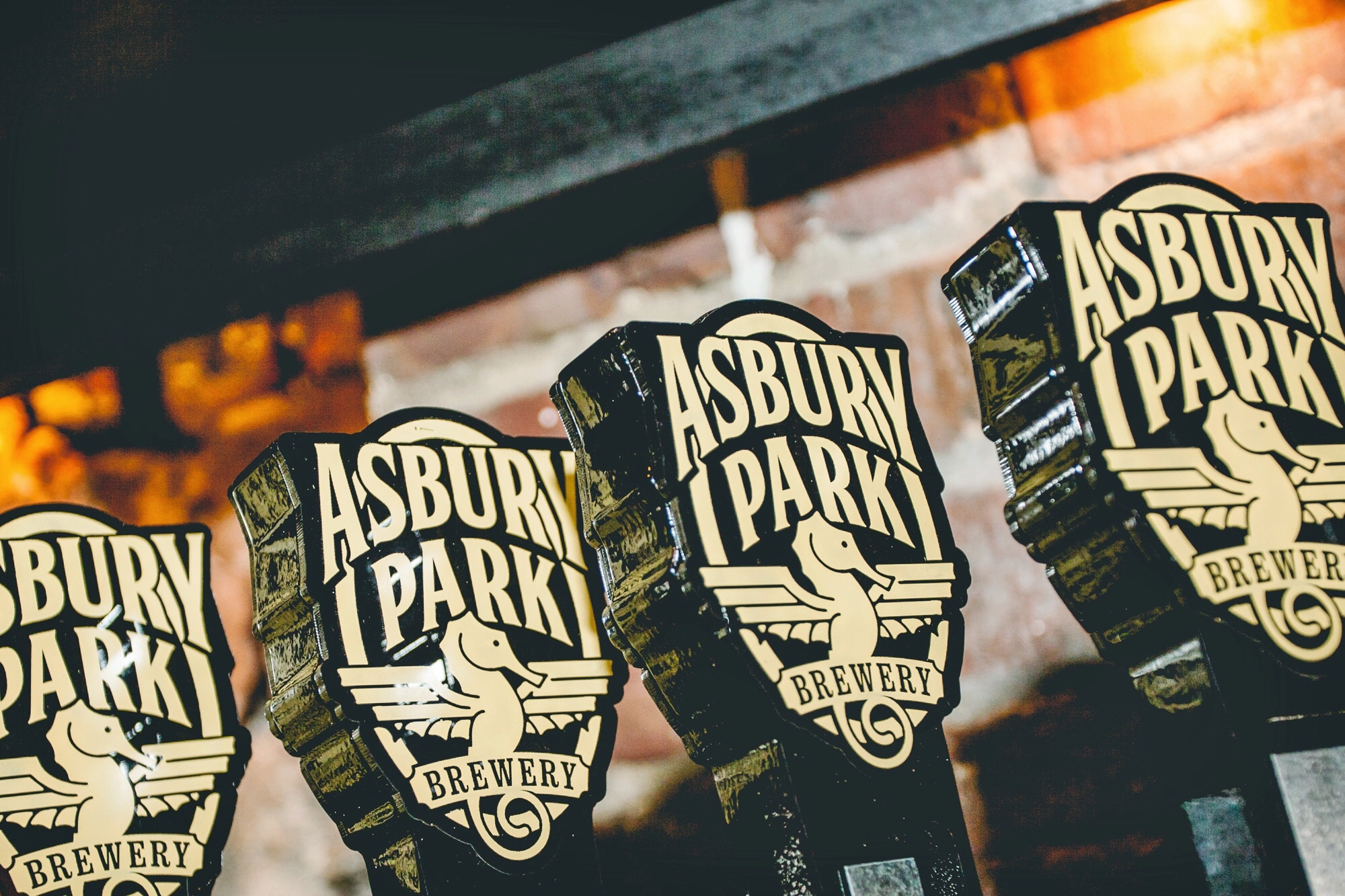 Asbury Park Brewing, Asbury Park - These guys have some amazingly delicious beers - we personally love their extremely sessionable