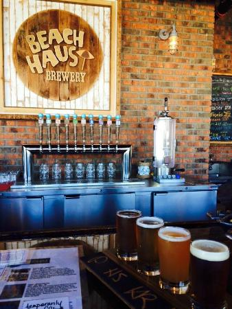 Beach Haus, Belmar - With some awesome local BYOB dining options within walking distance, a visit to Beach Haus is the perfect way to cap off or keep a trip to Belmar going the right way.