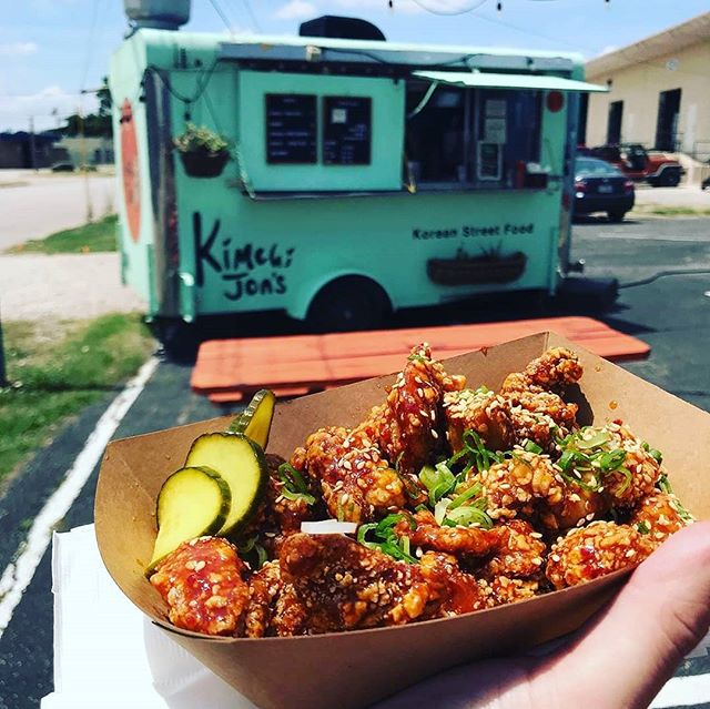 Hey #ACL goers! Do you like Korean fried chicken and/or other great tasting food??? Show us your @aclfestival pass and get 10% off your order. Party on 🎉🎉🎉