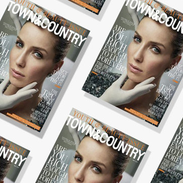 Town & Country   A Cheat Sheet For Glowing Skin   Read More