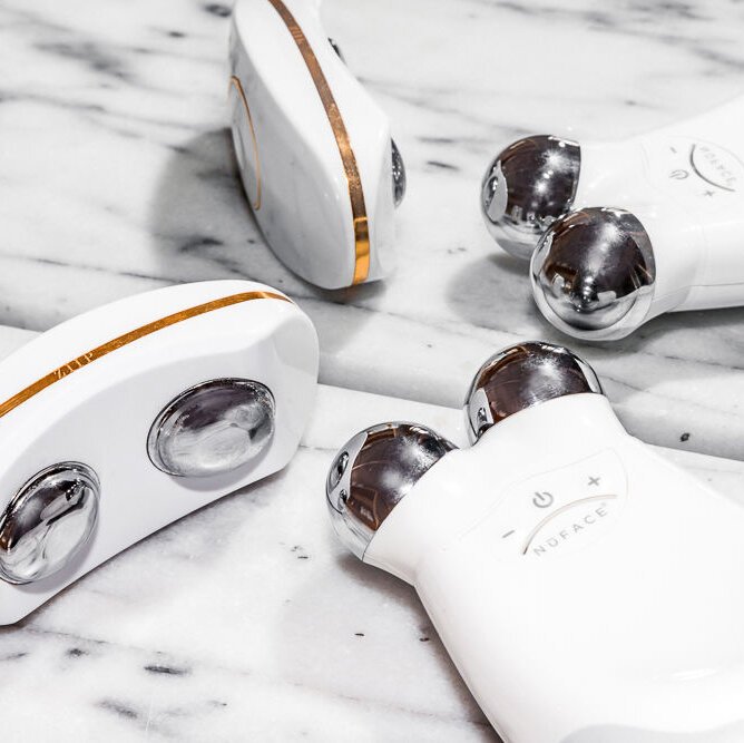 IntoTheGloss.com   It's Electric! All About Microcurrent Facials   Read More