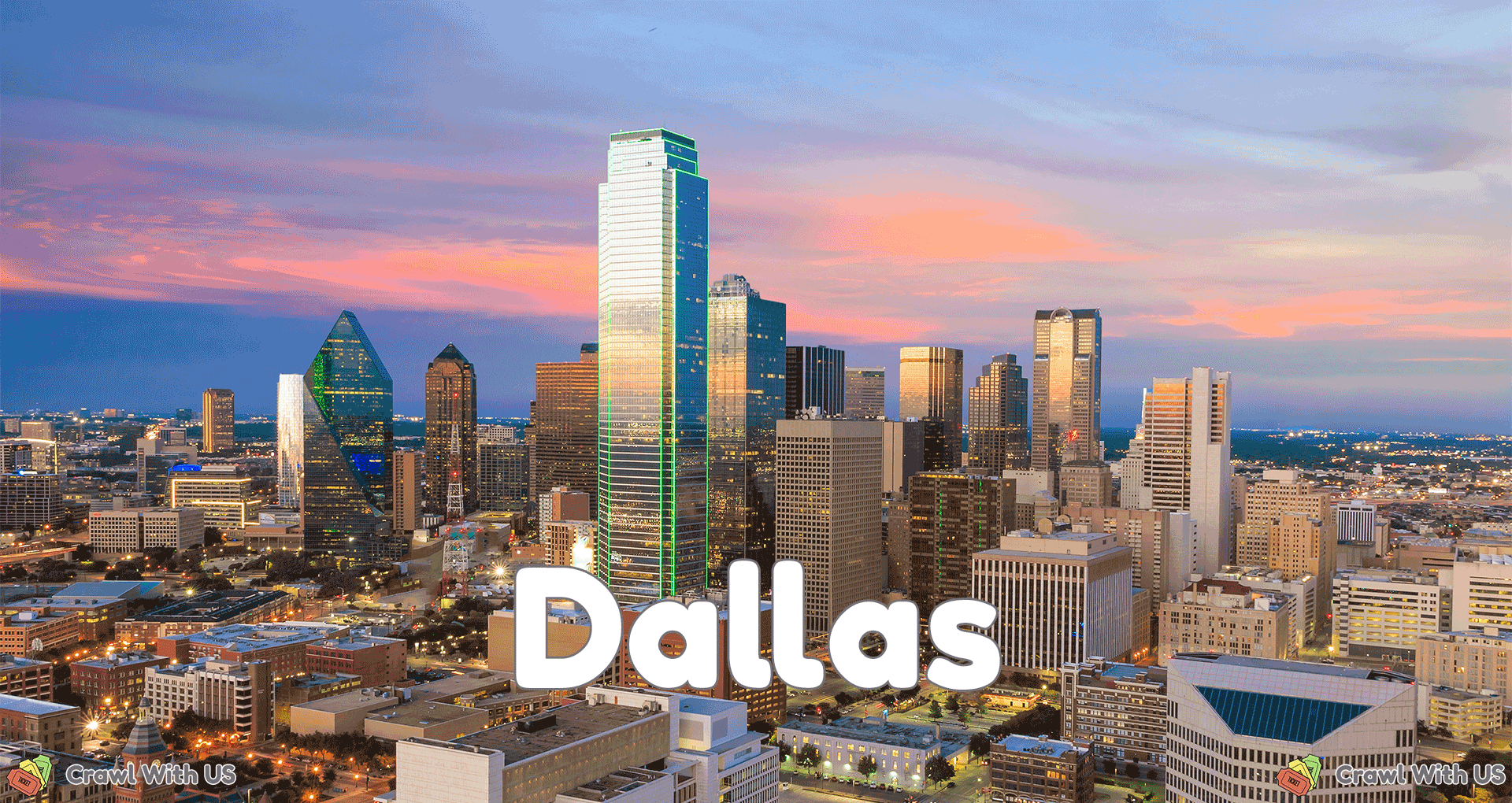 Dallas Bar Crawls