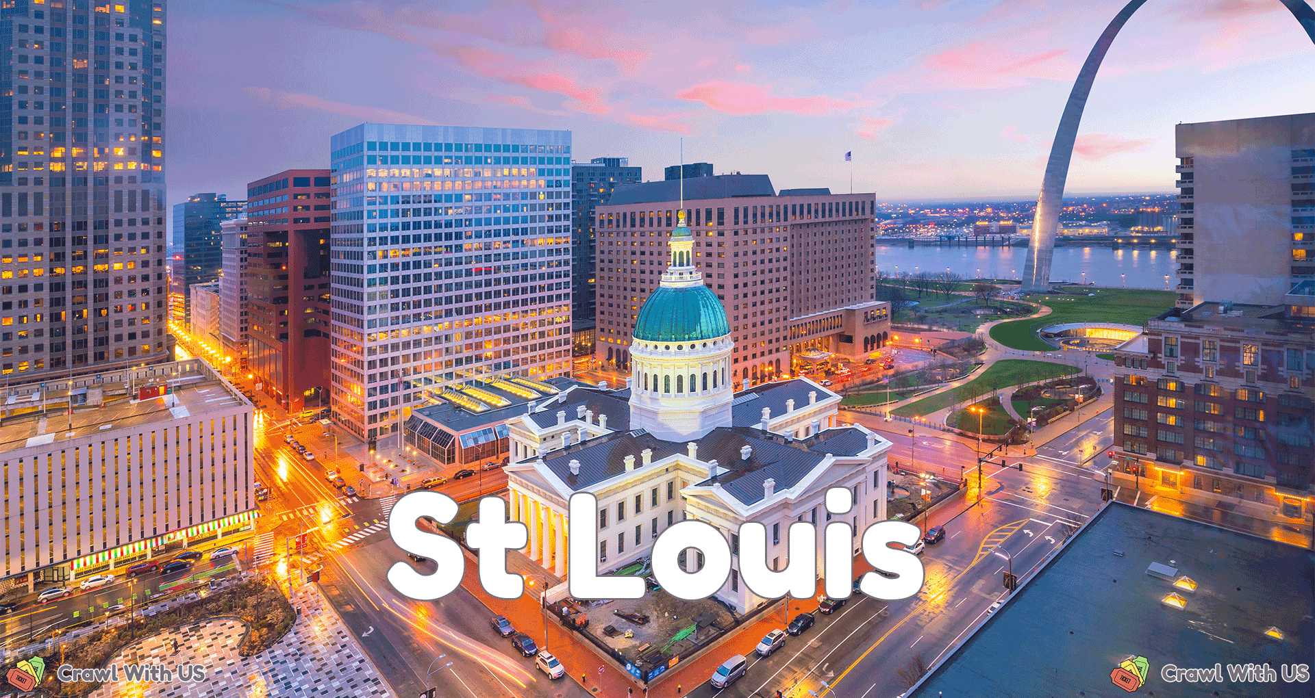 St Louis Bar Crawls