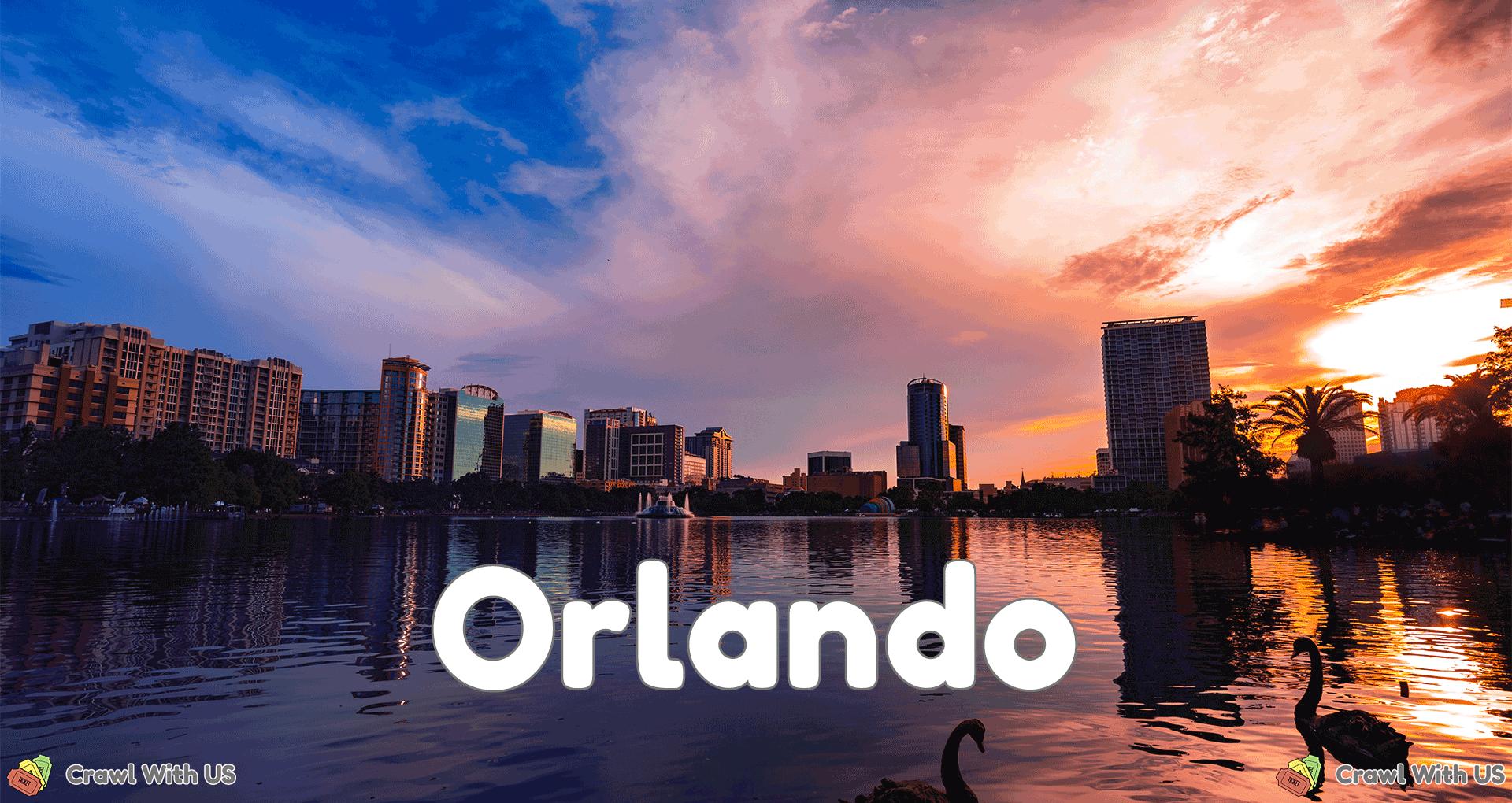 Orlando Bar Crawls