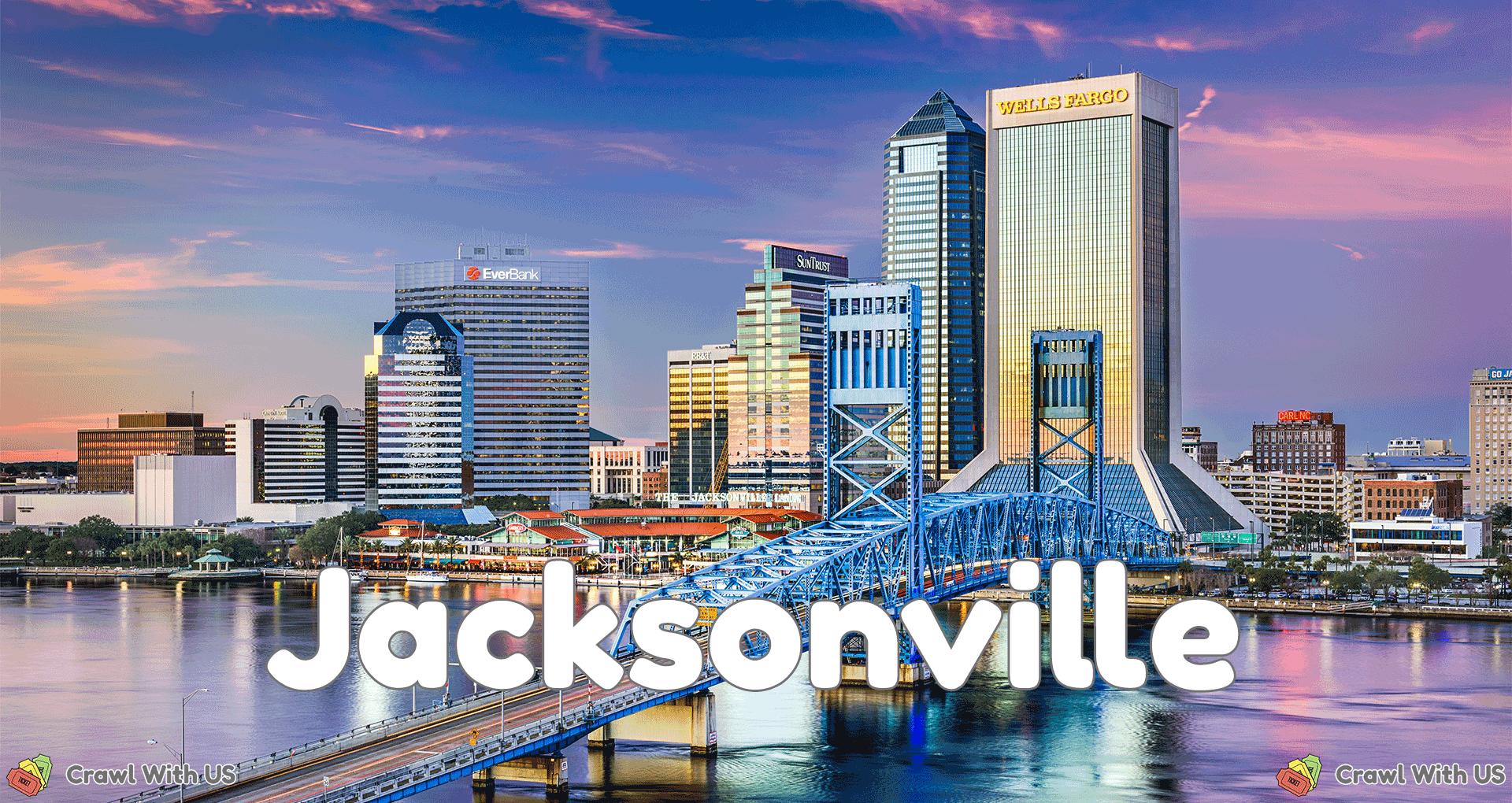 Jacksonville Bar Crawls