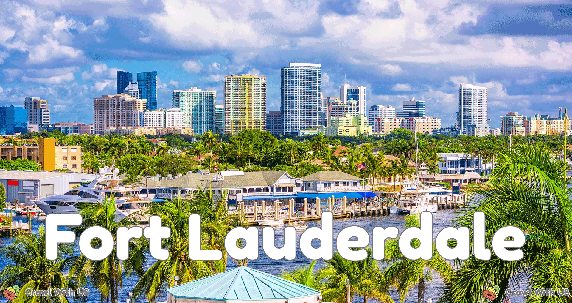 Fort Lauderdale Bar Crawls
