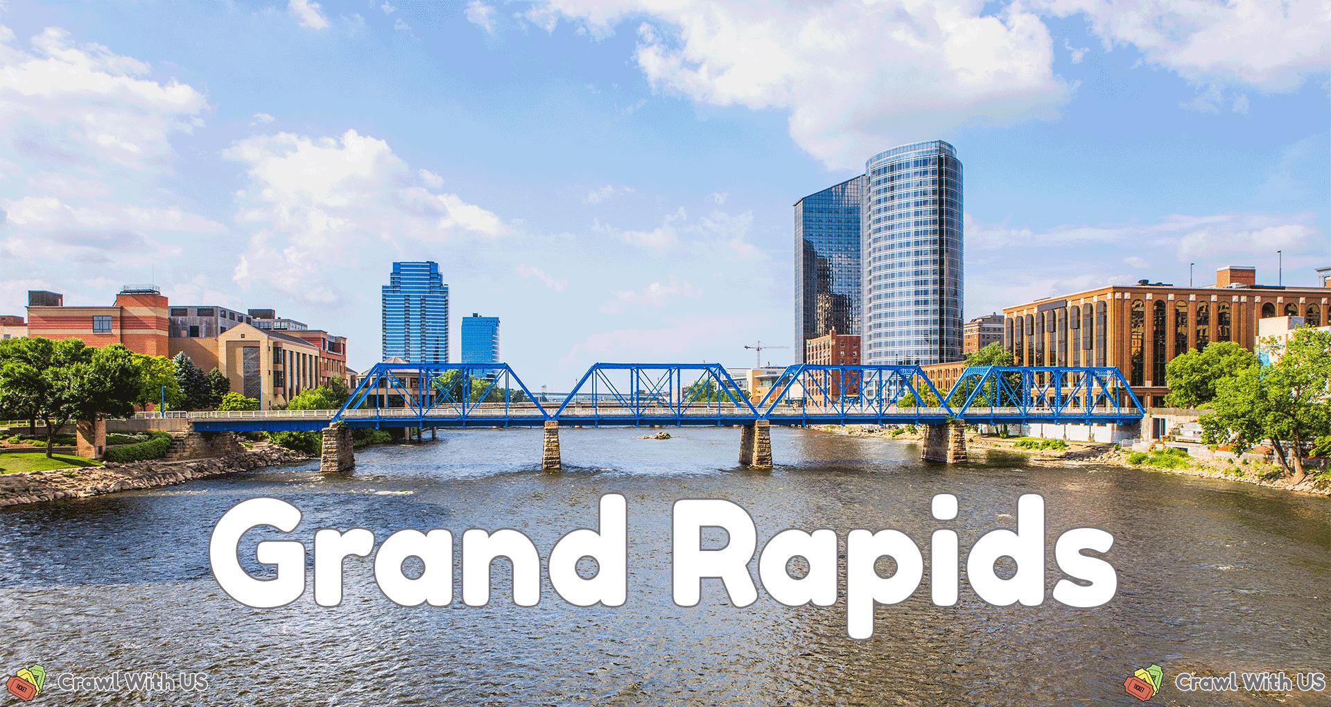 Grand Rapids Bar Crawls