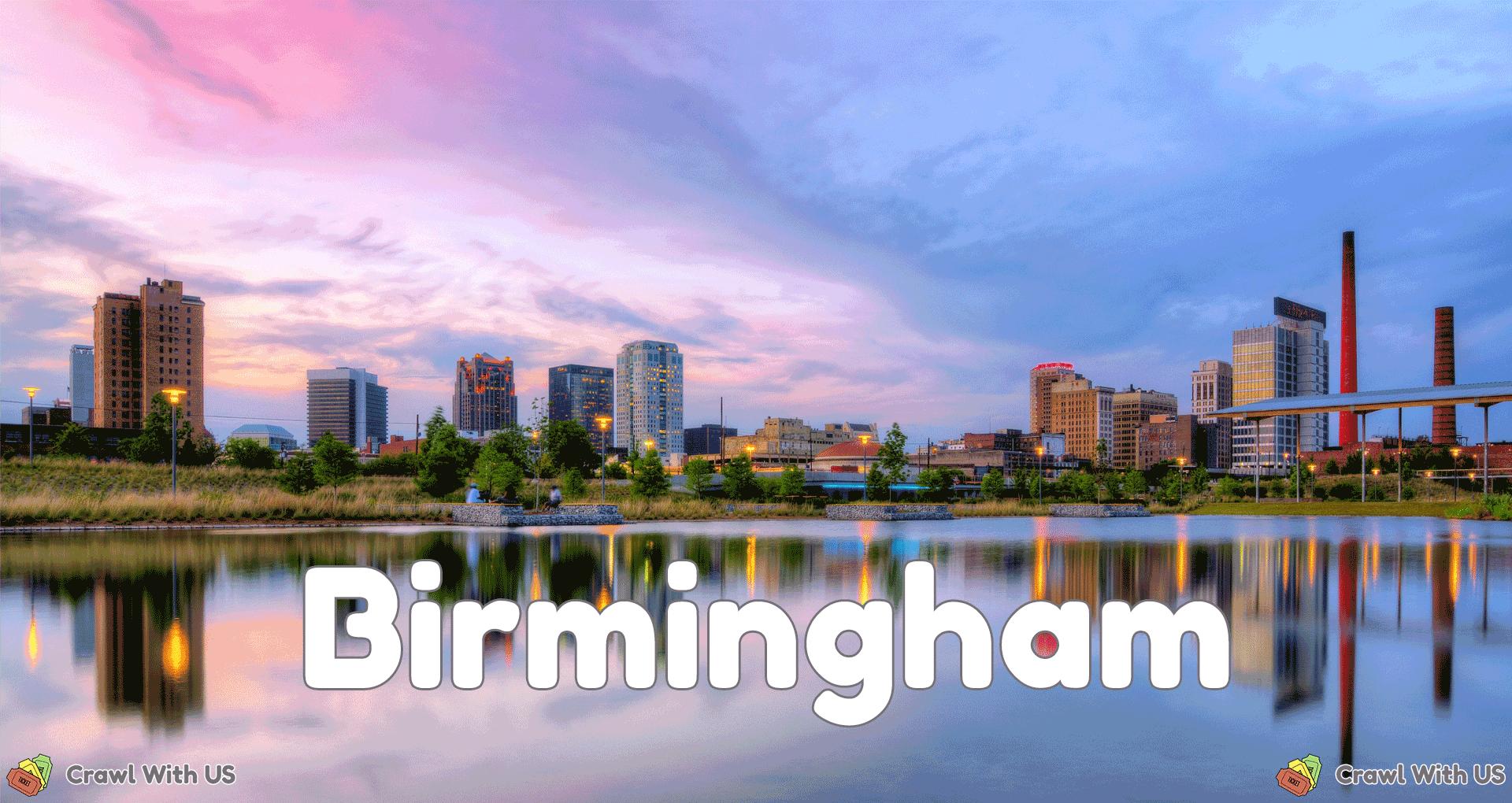 Birmingham Bar Crawls