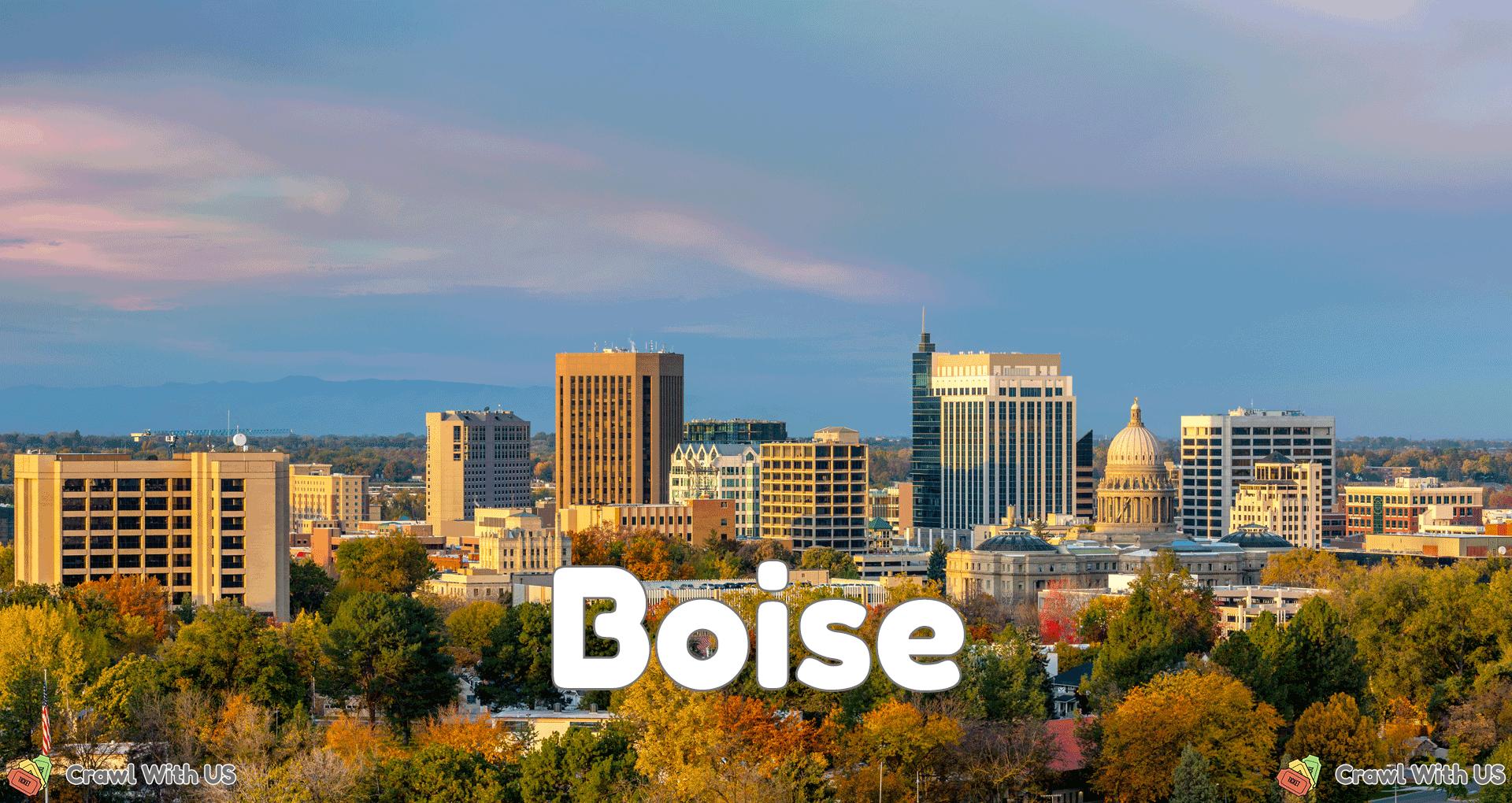 Boise Bar Crawls