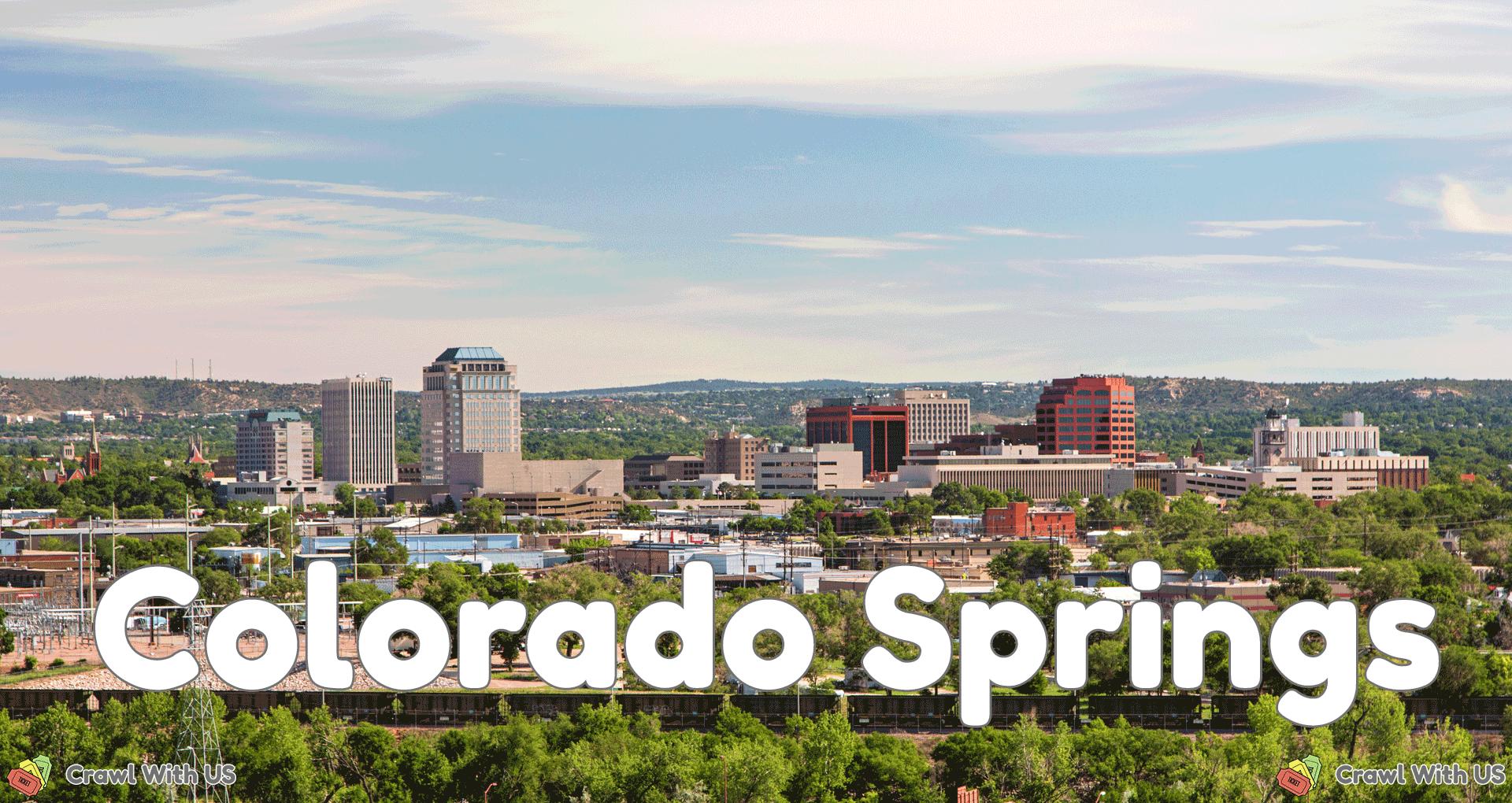 Colorado Springs Bar Crawls
