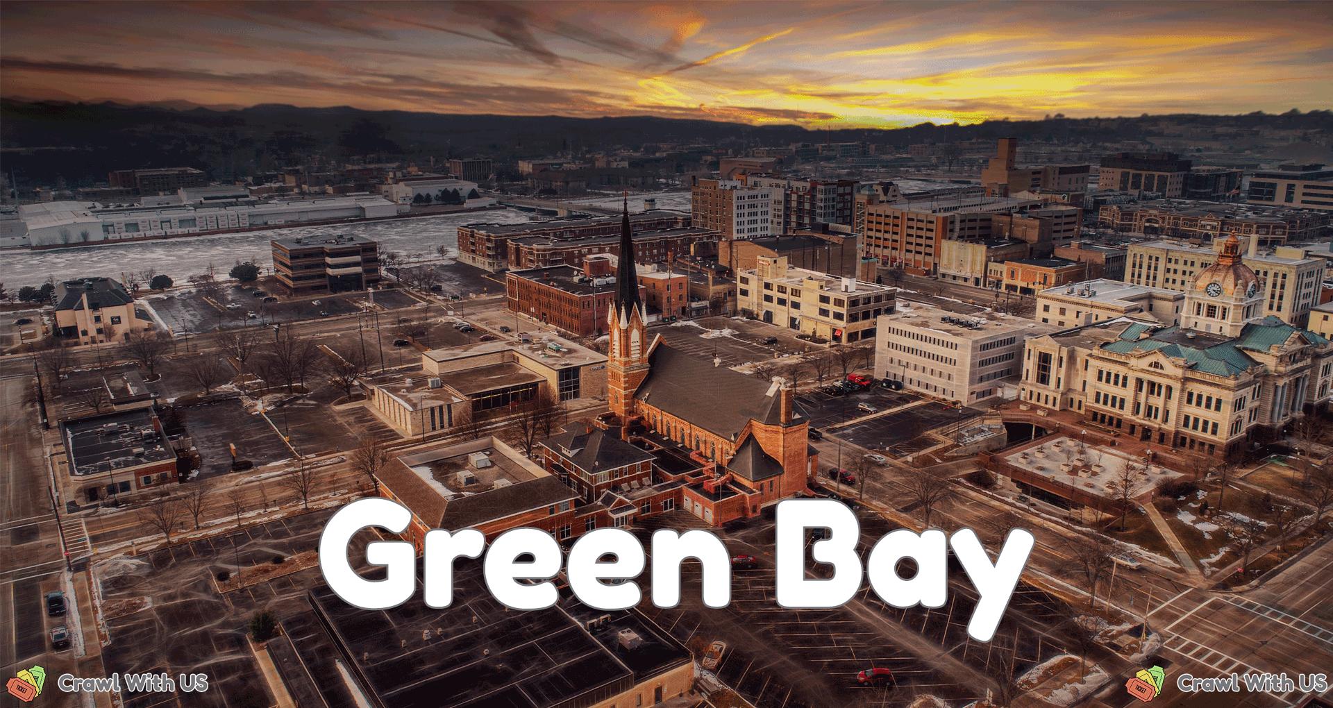 Green Bay Bar Crawls