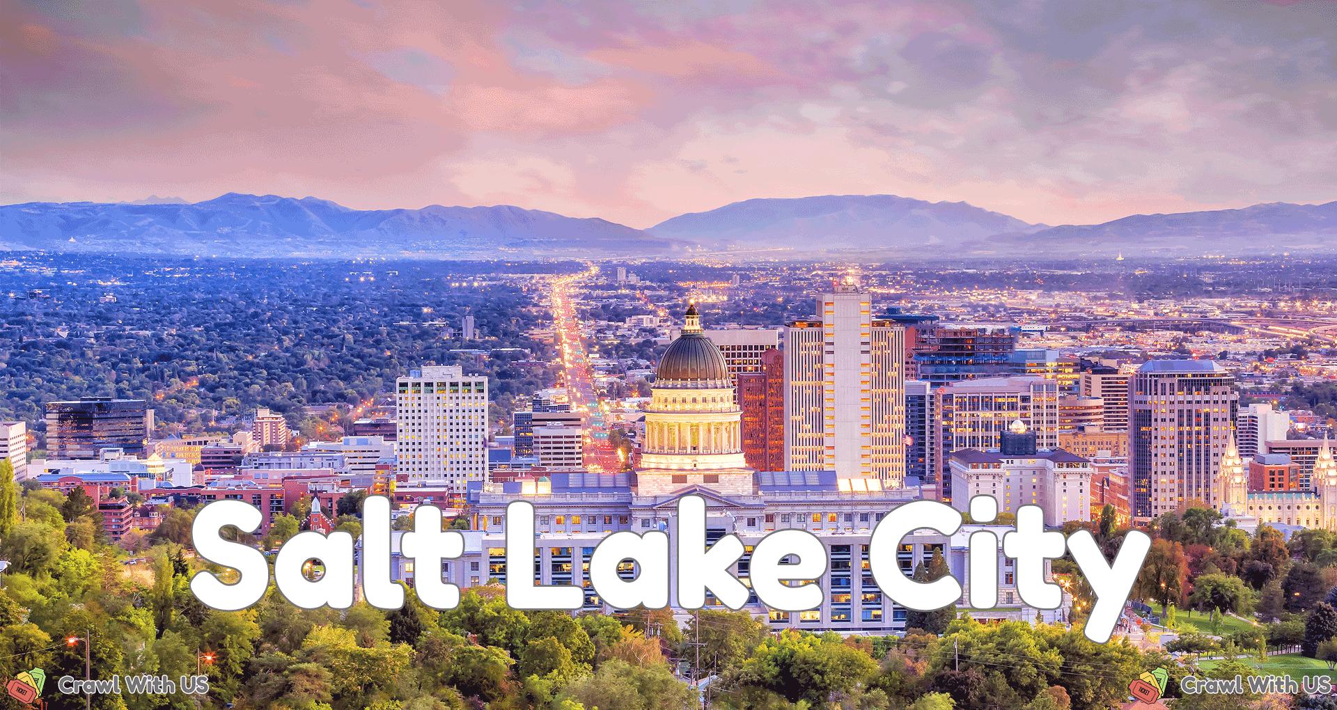 Salt Lake City Bar Crawls