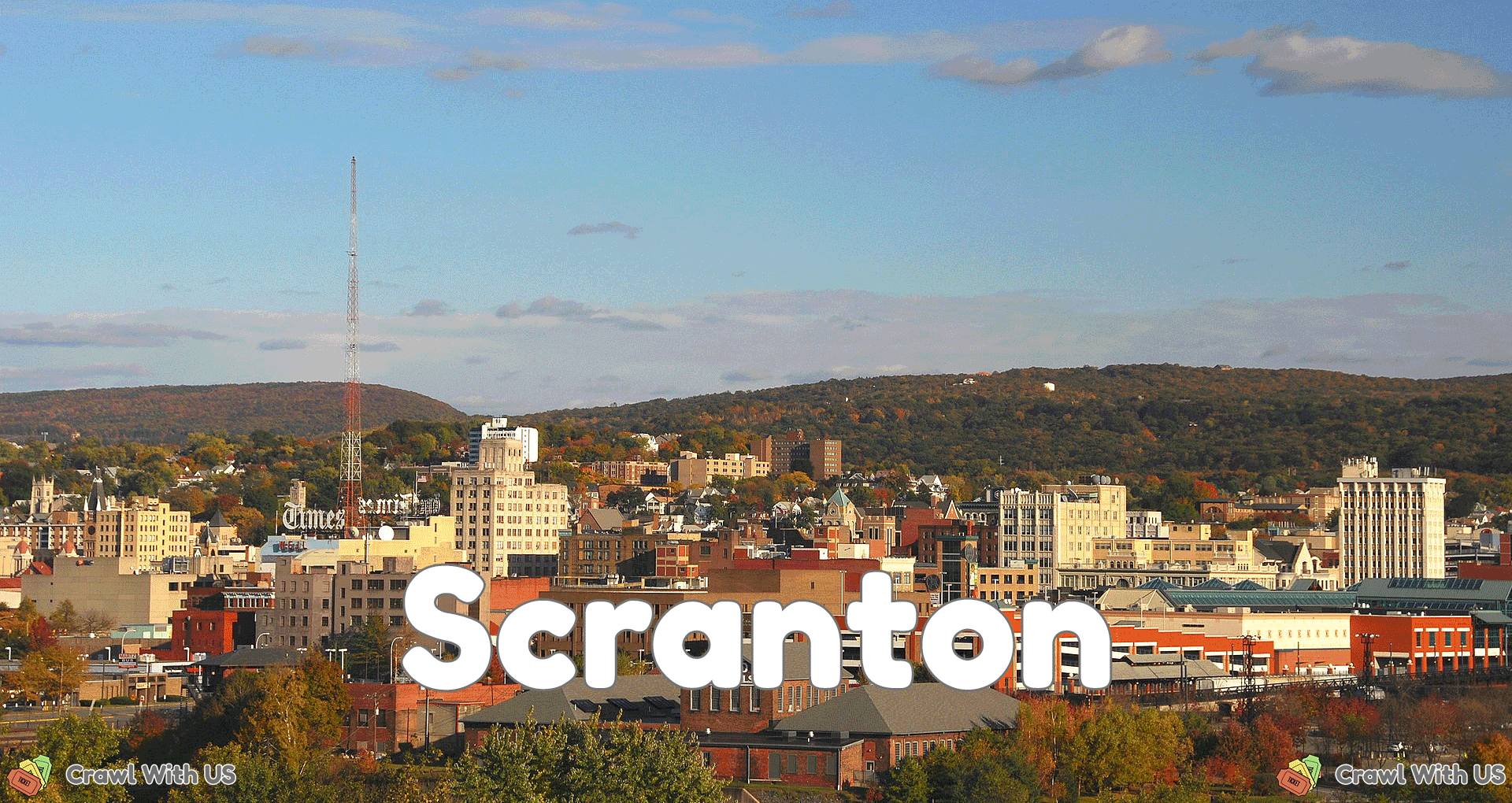 Scranton Bar Crawls