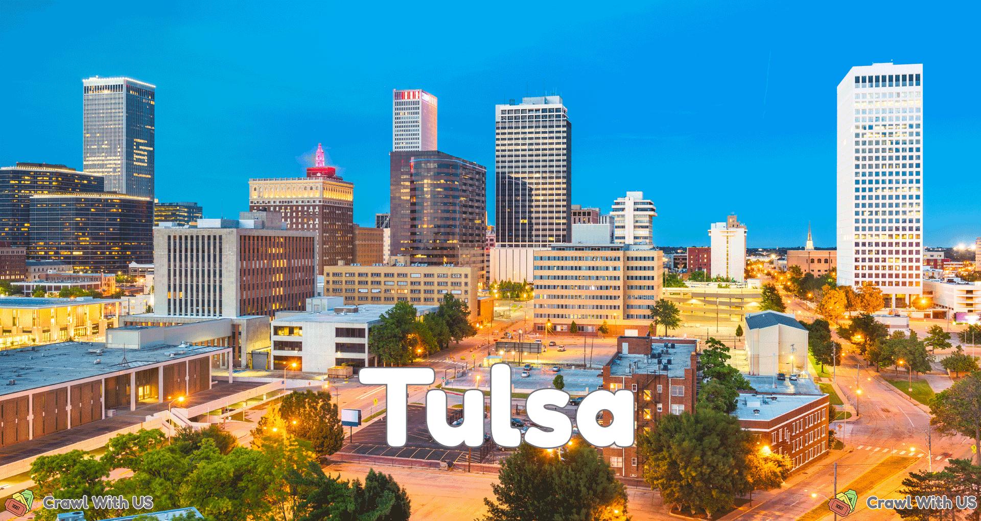 Tulsa Bar Crawls