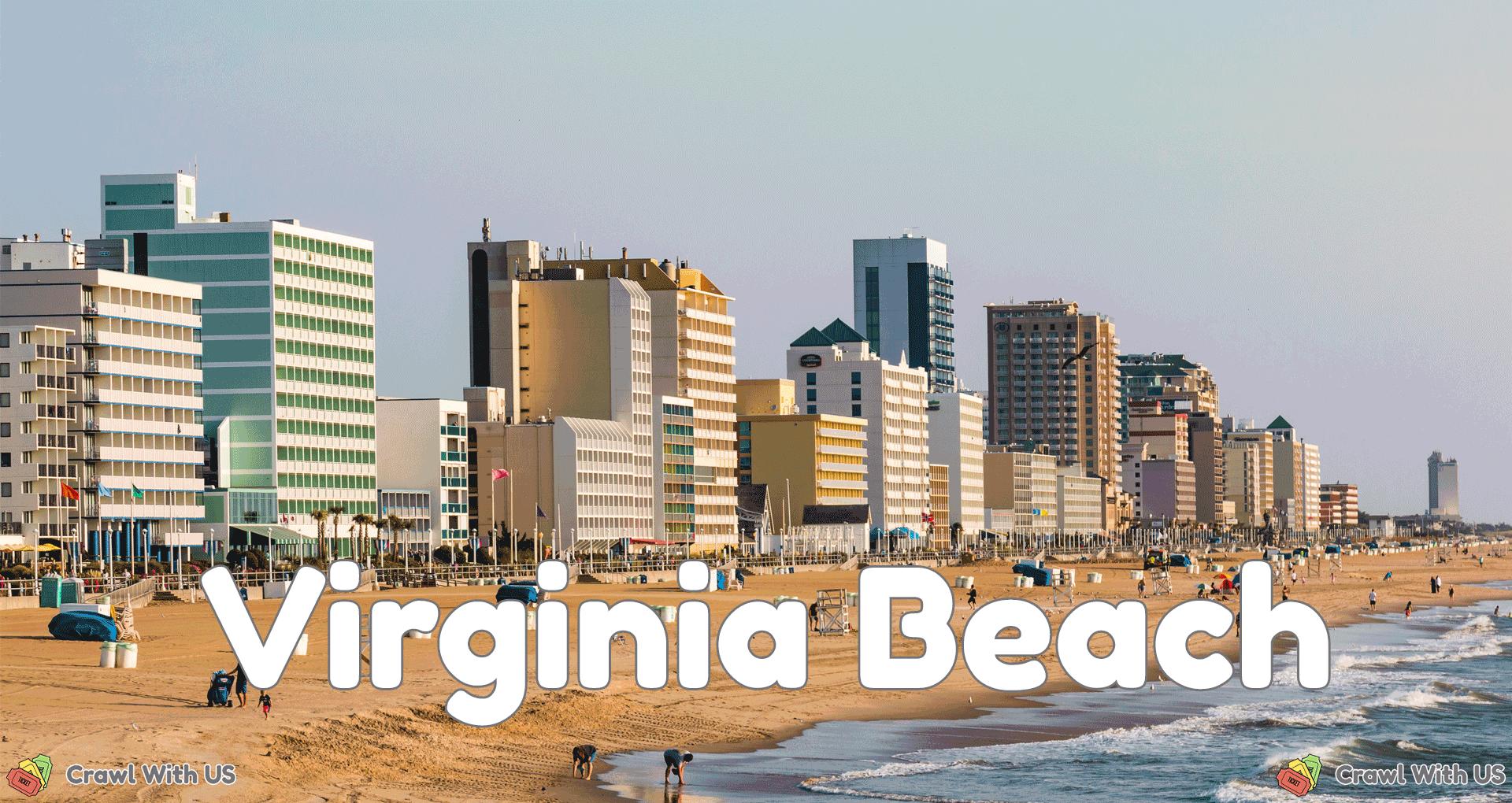 Virginia Beach Bar Crawls