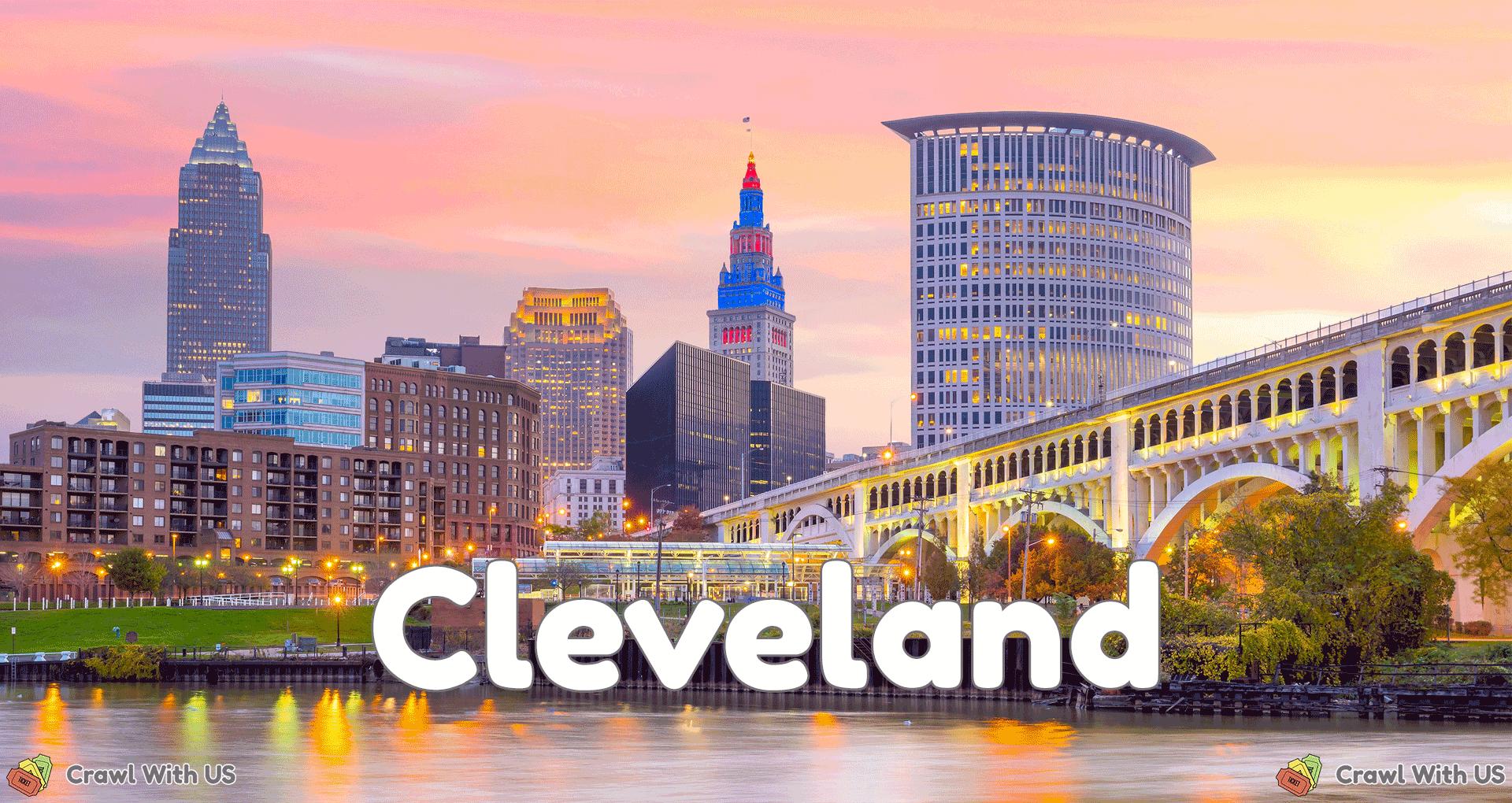 Cleveland Bar Crawls