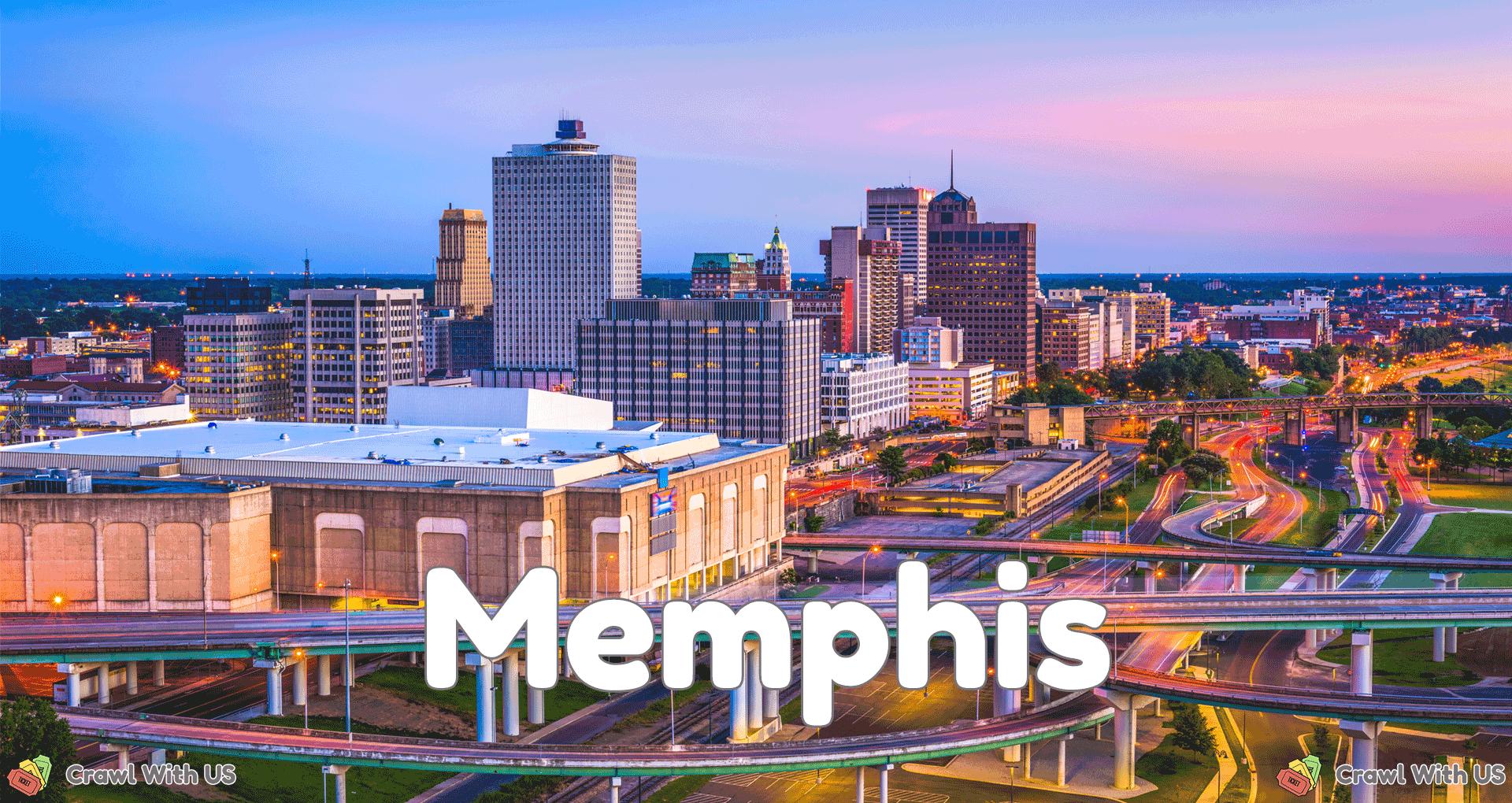 Memphis Bar Crawls