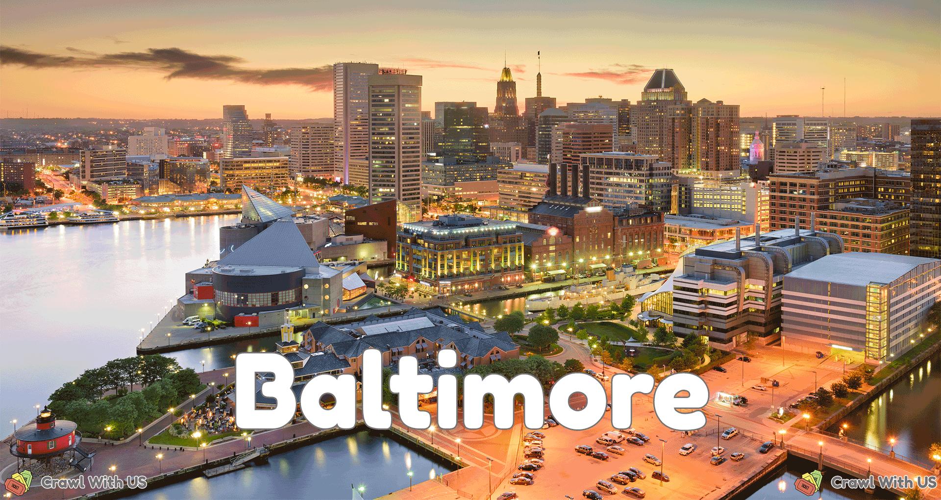 Baltimore Bar Crawls
